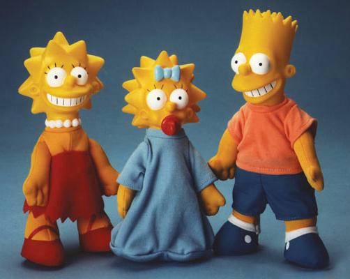 The Burger King Simpson Dolls
