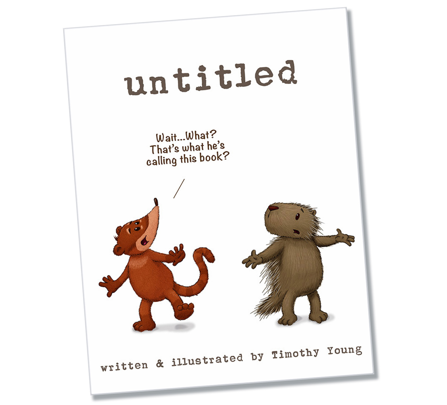 untitled author Timothy Young ISBN13: 9780764357084 Schiffer Publishing 2019